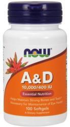 NOW A & D Vitamin - 100db
