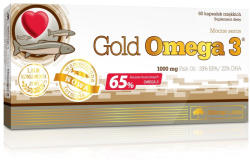 Olimp Labs Gold Omega-3 kapszula - 60 db