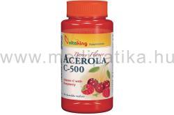 Vitaking Acerola C-500 (40db)