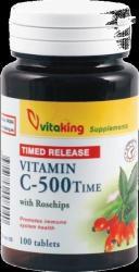 Vitaking C-Vitamin TR 500mg - 100db
