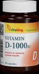 Vitaking D3-vitamin 1000NE (90db)