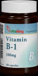 Vitaking B1-vitamin 100mg (60db)