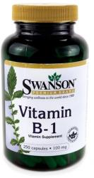Swanson B1-Vitamin 100mg - 250db