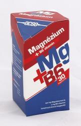OCSO Magnézium+B6-vitamin (30db)