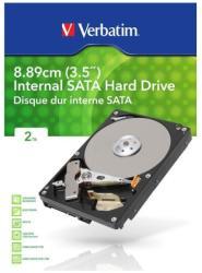 Verbatim 2TB SATA3 53165