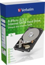 Verbatim 3TB SATA3 53166