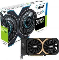 Palit GeForce GTX 750 Ti StormX Dual 2GB GDDR5 128bit PCIe (NE5X75TT1341-1073F)