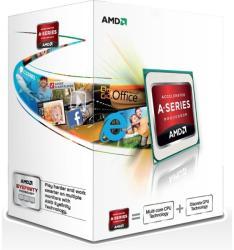 AMD A10-6700T Quad-Core 2.5GHz FM2