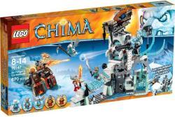 LEGO Chima Sir Fangar jégerődje 70147
