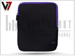 "V7 Ultra Protective Sleeve 10"" - Black/Purple (IM-TD23BLKPL)"