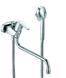 Kludi Logo Neo kádtöltő és zuhanycsap (375920575)