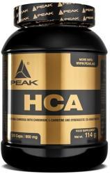 Peak HCA - 120 caps