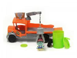 Dracco Zombie Zity - Diesel Dan autómentője