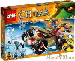 LEGO Chima - Cragger tűzvetője (70135)