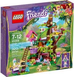 LEGO Friends - Dzsungelfa menedék (41059)