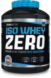 BioTechUSA Iso Whey ZERO Lactose Free - 2270g