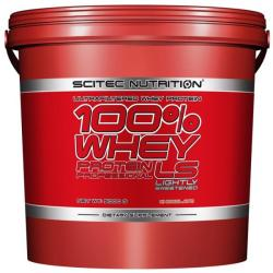 Scitec Nutrition 100% Whey Protein Professional LS (Lightly Sweetened) - 5000g