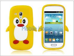 Haffner 3D pinguin Samsung i8190 Galaxy S III Mini