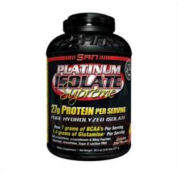 SAN Nutrition Platinum Isolate Supreme - 2277g