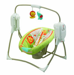 Fisher-Price Esőerdős mini bölcső