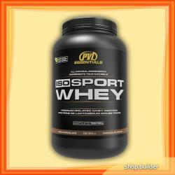 PVL Iso Sport Whey - 908g