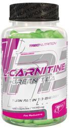TREC NUTRITION L-Carnitine + Green Tea - 180 caps