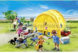 Playmobil Családi vadkempingezés (5435)