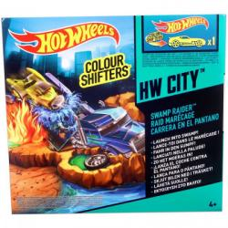 Mattel Hot Wheels - City - Swamp Raider kis pálya