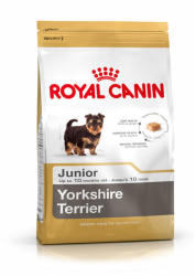 royal canin yorkshire terrier junior 1 5kg. Black Bedroom Furniture Sets. Home Design Ideas