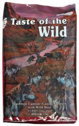 Taste of the Wild Southwest Canyon Canine Formula 12,7kg