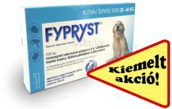 FYPRYST Spot On L 20-40kg-os Kutyáknak 2.68ml (10db)