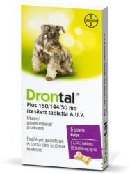 Drontal Plus Féregtelenítő Tabletta (6db)