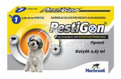 Pestigon Spot On S 2-10kg 0.67ml