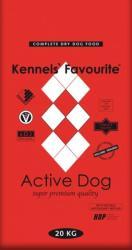 Kennels' Favourite Active Dog 20kg