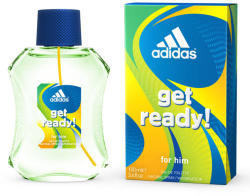 Adidas Get Ready! for Men EDT 100ml