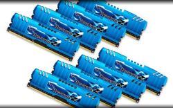 G.SKILL 64GB (8x8GB) DDR3 2400MHz F3-2400C11Q2-64GZM