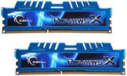 G.SKILL 8GB (2x4GB) DDR3 2400MHz F3-2400C11D-8GXM