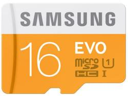 Samsung microSDHC EVO 16GB MB-MP16D/EU