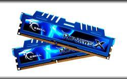 G.SKILL RipjawsX 8GB (2x4GB) DDR3 1600MHz F3-12800CL7D-8GBXM