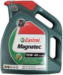 Castrol Magnatec 15W-40 A3/B4 (5L)