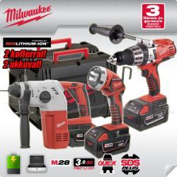 Milwaukee M28 Pack G-32C M28 4933413820