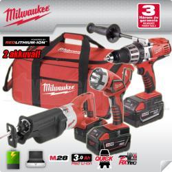 Milwaukee M28 Pack D-32B M28 4933431977