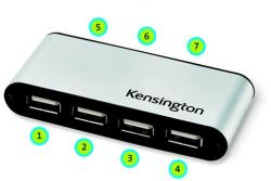 Kensington PocketHub (BME33366)