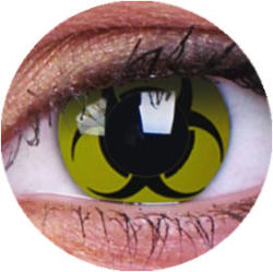 Colourvue Crazy Bio Hazard (2db) - 3 havi