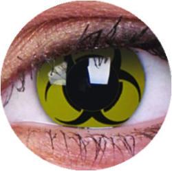 Colourvue Crazy Bio Hazard (2db) - 3 havi