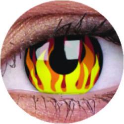 Colourvue Crazy Flame Hot (2db) - 3 havi