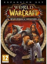 Blizzard World of Warcraft Warlords of Draenor (PC)