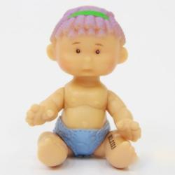 Brix'nClix Yogurtinis mini joghurt baba - Szilva Irma - 8 cm