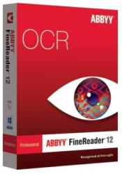 ABBYY FineReader 12.0 Professional Upgrade HUN FR12PE_UPG