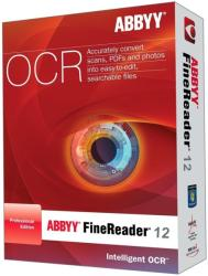 ABBYY FineReader 12.0 Professional HUN FINEREAPRO12HUN